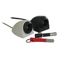 Addimat Kellnerschloss RS232 schwarz mit 2m Kabel