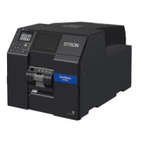 Farbetikettendrucker Epson ColorWorks CW‑,C6000A...