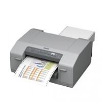 Epson GP-C831 GHS Farbetikettendrucker mit Traktoreinzug, USB, Ehternet