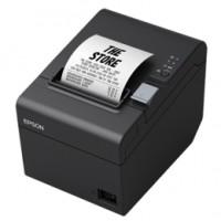Bondrucker Epson TM-T20III, USB, Ethernet, 8 Punkte/mm (203dpi), Cutter, schwarz günstiger Drucker für die Kasse