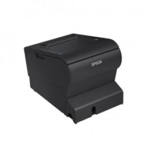 Epson TM-T88VII, Bondrucker, Thermodirekt, 7 Punkte/mm (180dpi), Medienbreite (max): 58mm, 80mm, Druckbreite (max.): 72mm, USB, powered-USB, Ethernet, ESC/POS, ePOS, schwarz