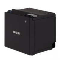 Kompakter Bondrucker Epson TM-m10, USB, Bluetooth, 8 Punkte/mm (203dpi), ePOS, schwarz