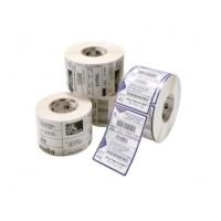 Etikettenrolle, Normalpapier, 38x25mm f. Eltron/Zebra TLP-Drucker (Thermotransfer)