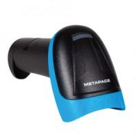 Günstiger 2D Einstiegs- Barcodescanner Metapace S-52, 2D, USB, Kit (USB), schwarz