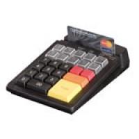 Programmierbare 30 Tasten-Kassentastatur PrehKeyTec MCI 30, Num., USB, Kit (USB), schwarz