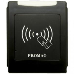 Promag ER755, Ethernet RFID Lesegerät, 13,56 MHz (MIFARE®), Zeiterfassung, Zugangskontrolle, mit PoE, liest Sektordaten