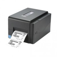 Kompakter Thermotransfer-Etikettendrucker TSC TE310, 12 Punkte/mm (300dpi), TSPL-EZ, USB, RS232, Ethernet