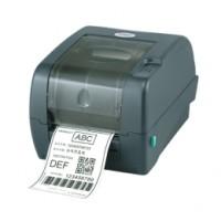 Bedienerfreundlicher Desktop-Etikettendrucker TSC TTP-345, 12 Punkte/mm (300dpi), TSPL-EZ, Ethernet, Multi-IF