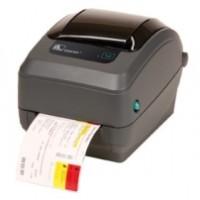 Sicherheitskennzeichnung-Set 1: bestehend aus dem Zebra GK420t, 5.000 Etiketten und Thermotransferbändern