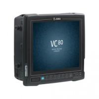 Zebra VC80X, Fahrzeugterminal für drinnen und draußen, Freezer, USB, powered-USB, RS232, Bluetooth, WLAN, ESD, Android, Tiefkühlumgebung, GMS