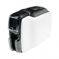 Schneller Kartendrucker Zebra ZC100, einseitig, 12 Punkte/mm (300dpi), USB