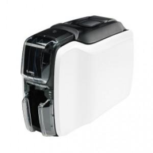 Schneller Kartendrucker Zebra ZC100, einseitig, 12 Punkte/mm (300dpi), USB, MSR