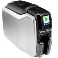 Schneller Kartendrucker Zebra ZC300, 12 Punkte/mm (300dpi), USB, Ethernet