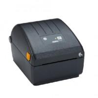 Kompakter Etikettendrucker s/w Zebra ZD220, 8 Punkte/mm (203dpi), EPLII, ZPLII, USB 112mm Druckbreite, Thermotransfer