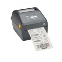 Thermodirekt Etikettendrucker Zebra ZD421d, 12 Punkte/mm (300dpi), USB, USB-Host, Bluetooth (BLE), Black Mark Sensor, Gap Sensor, inkl.: Kabel (USB), Netzteil, Netzkabel (EU, UK)