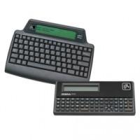 Alphanumerische Tastaturen für einen professionellen Stand-Alone Betrieb der Zebra Drucker: Zebra Keyboard Display Unit ZKDU
