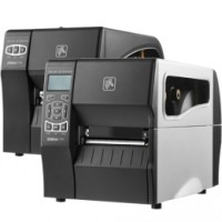 Langlebiger Thermo Etikettendrucker Zebra ZT230, Display, EPL, ZPL, ZPLII, USB, RS232, Ethernet