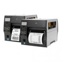 Schneller Midrange-Thermodrucker Zebra ZT410, 12 Punkte/mm (300dpi), RTC, Display, EPL, ZPL, ZPLII, USB, RS232, Bluetooth, Ethernet