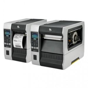Industrie Etikettendrucker mit 168mm Druckbreite, 12 Punkte/mm (300dpi), Disp., ZPL, ZPLII, USB, RS232, Bluetooth, Ethernet