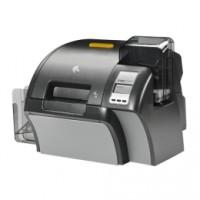 Kartendrucker mit bester Auflösung: Zebra ZXP Series 9, beidseitig, 24 Punkte/mm (600dpi), USB, Ethernet