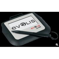 Kompatkes Unterschriften Pad für Kassen: Evolis Sig100, 10,5cm (4''), Display