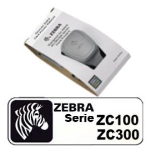 Zebra Farbband, Gold, 1500 Bilder, passend für: ZC100, ZC300