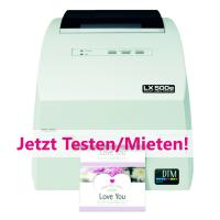 *Service* Farbetikettendrucker Primera LX500e miet...
