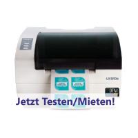 *Service* Farbetikettendrucker Primera LX610e Pro ...