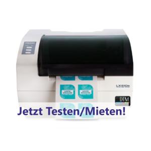 *Service* Farbetikettendrucker Primera LX610e Pro mieten
