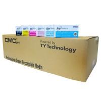 DVD-R MedienKit für Epson PP-50, PP-100, PP-100N, 600 x TY-Technology CMC Pro DVD-R Watershield & Inkset