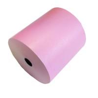 Rote Thermorollen , Kassen- Bonrollen 80mm/80m/12mm, 30 Rollen in der VPE, Bisphenol A frei, Altpapier fähig