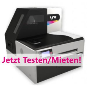 *Service* Farbetikettendrucker VP700 mieten