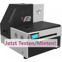 *Service* Farbetikettendrucker VP750 mieten