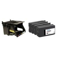 Primera LX1000 und LX2000e Austausch / Ersatz Druckkopf mit Starter-Kit Patronen