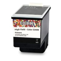 Primera Eddie - Tintenpatrone mit eßbarer Lebensmittefarbe nach GMP für Anwendung innerhalb der EU 053499