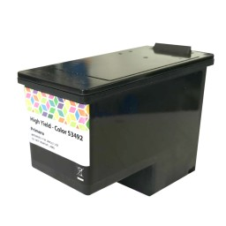 LX910e Tintenpatrone farbstoffbasiert mit Druckkopf - Cyan, Magenta, Gelb (CMY)