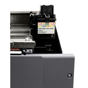 Primera LX910e - neuer Farbetiketten-Drucker mit Einpatronensystem und bewährtem Design inkl. Etiketten Design-Software