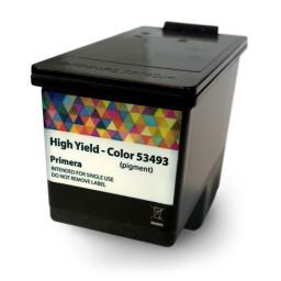 LX910e Tintenpatrone pigmentiert mit Druckkopf - Cyan, Magenta, Gelb (CMY)