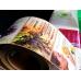 102x102mm (BxH) 550 Etiketten auf Rolle, (4x4') Vintage Weinpapier ECO Kern: 76mm (3' AD: 15,2cm (6') für LX900e, LX910e, LX1000e, LX2000e, VP700, Memjet, QLS-800