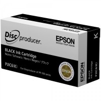 EPSON Tinte Schwarz Discproducer PP50 & PP100 PJIC6