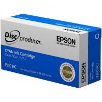 EPSON Tinte Cyan Discproducer PP50 & PP100 Tintenpatrone PJIC1