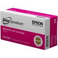 EPSON Tinte Magenta Discproducer PP50 & PP100 Tintenpatrone PJIC4