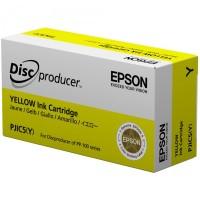 EPSON Tinte Yellow Discproducer PP50 & PP100 Tintenpatrone PJIC5