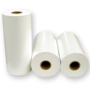 102x38mm (BxH) 1575 Etiketten auf Rolle, (4x1,5'') Polyester weiß matt ECO Kern: 76mm (3'' AD: 15,2cm (6'' für LX900e, LX910e, LX1000e, LX2000e, Memjet, Kiaro