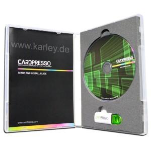 CardPresso XM Kartendrucker Software, Design Druck und Barcodes einfach erstellen