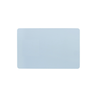 Kontaktlose RFID Chipkarte mit ALIEN UHF Higgs3 Gen2 Chip, Format: ca. 85,6 x 53,98 x 0,76 mm