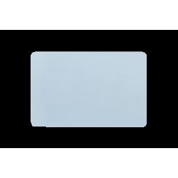 MIFARE® 1K Classic PVC Plastikkarte, bedruckbar mit div. Kartendruckern, Format: ca. 85,72 x 54,03 x 0,80 mm PMMFA01