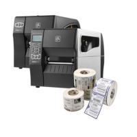 Versandetiketten Set 2 - Für großes Druckvolumen (UPS, GLS, DHL, Hermes, DPD Etiketten)
