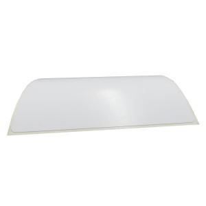 DryToner Papier hochglänzende Etiketten 76mm x 102mm (BxH), Kern: 76mm (3'') AD: 15,24cm (6'') für DTM CX86e