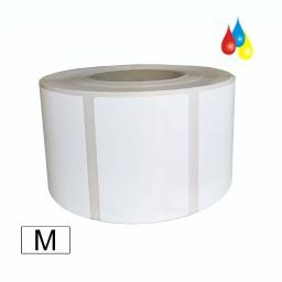 102x51mm (BxH) 1250 Etiketten auf Rolle, (4x2'') Papier Matt Kern: 76mm (3'' AD: 15,2cm (6'' für LX900e, LX910e, LX1000e, LX2000e, Memjet, Kiaro